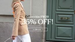 rebajas udoit verano colección fw20 blazers